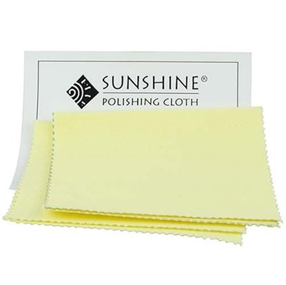 Sunshine Polishing Cloth 5 pack