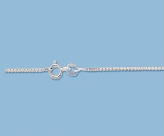 Picture of Sterling Silver Box Chain 1.14mm