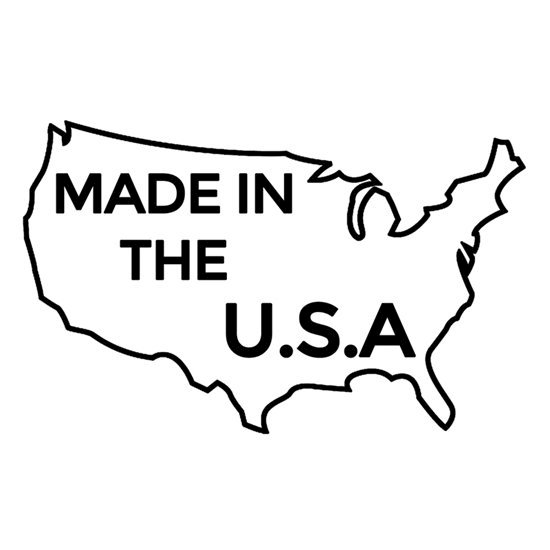 "Personalization Stamp- ""Made In The USA"""