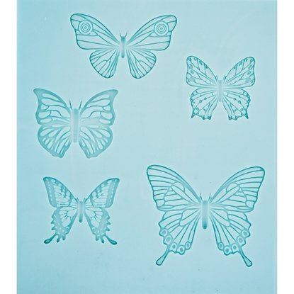 Picture of Texture Sheet - Butterfly