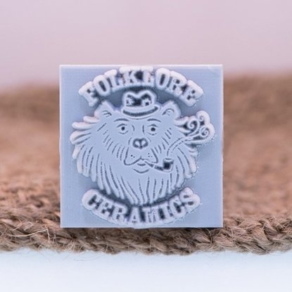 Picture of Signature Stamp 38mm (1.5 inch)