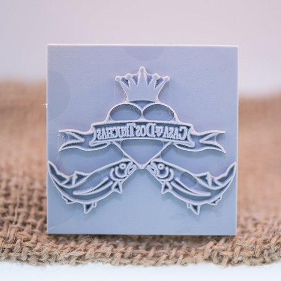 Picture of Signature Stamp 51mm (2 inch)