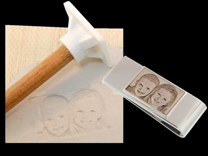 Picture of Custom Photo Stamp 25mm