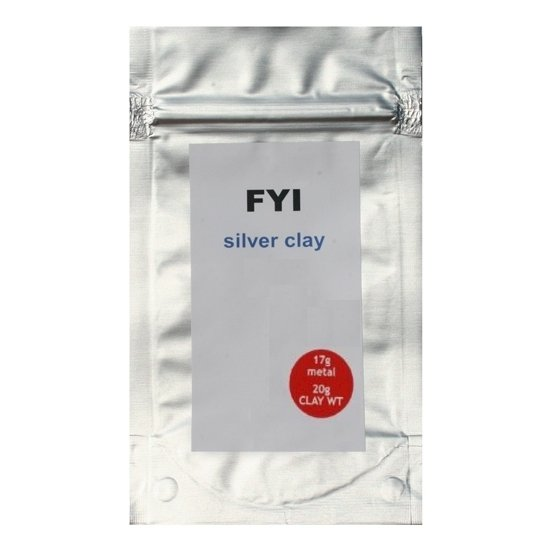 Picture of FYI .999 Silver Clay 20g (17g AG TW)