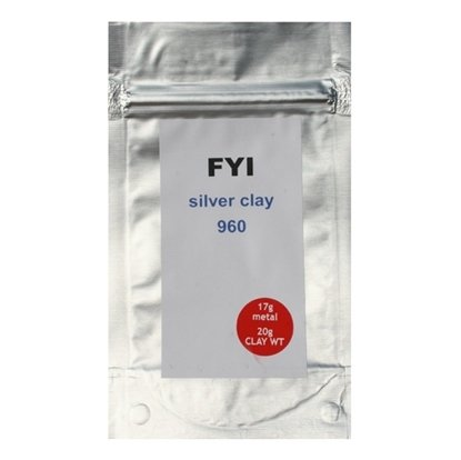Picture of FYI .960 Silver Clay 20g ( .960 17g TW)