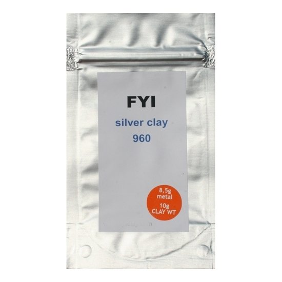 Picture of FYI .960 Silver Clay 10g ( .960 8.5g TW)