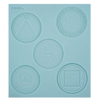 Picture of Texture Sheet -  Mystic Medallions