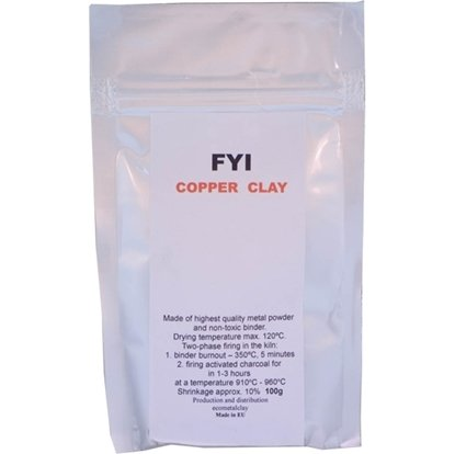 FYI Copper Clay