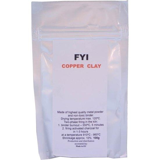FYI Copper Clay