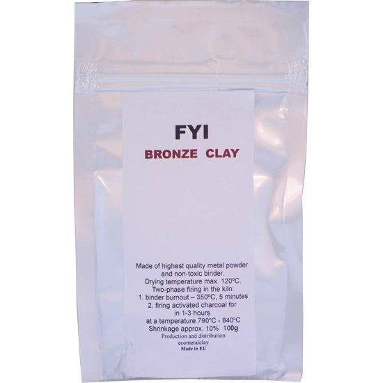 FYI Bronze Clay
