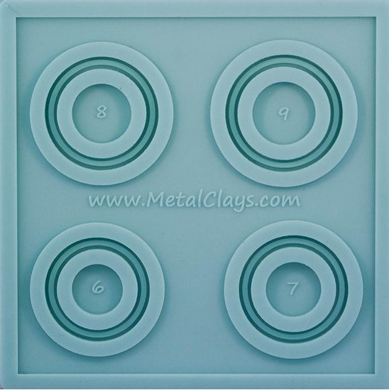 Picture of RingMaster Ring Cap Mold 6-9