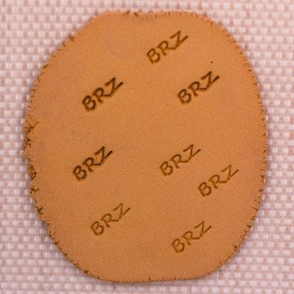 "Picture of Content Marking Stamp- ""BRZ"""