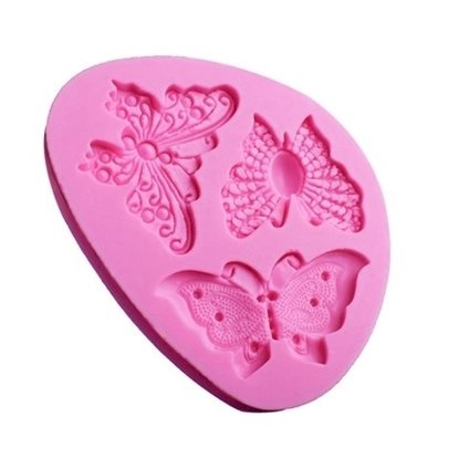 Picture of Butterfly Trio Mold