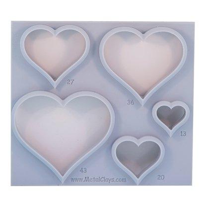 Clay Cutter Pro -Heart