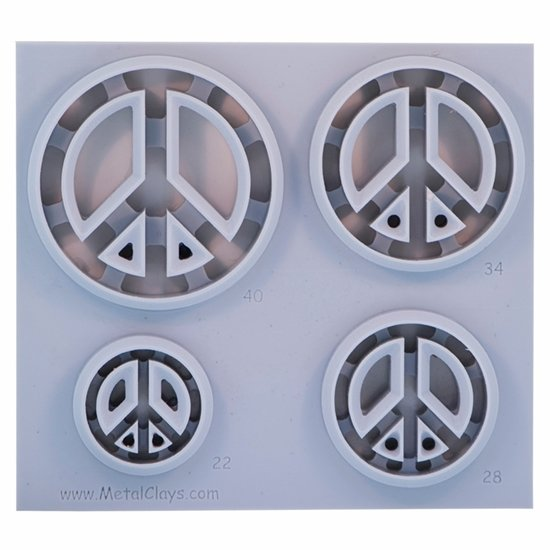Picture of Clay Cutter Pro - Peace Sign