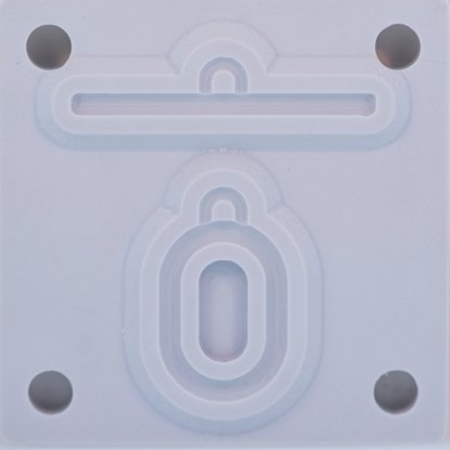 Picture of Toggle Oval MoldMaster Insert
