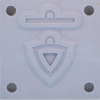 Picture of Toggle Shield MoldMaster Insert