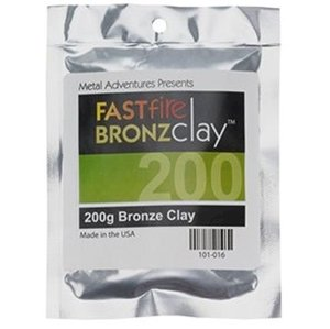 Picture of FASTfire BRONZclay, 200g
