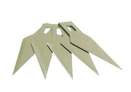 Picture of Metal Clay Craft Knife Replacement Blades