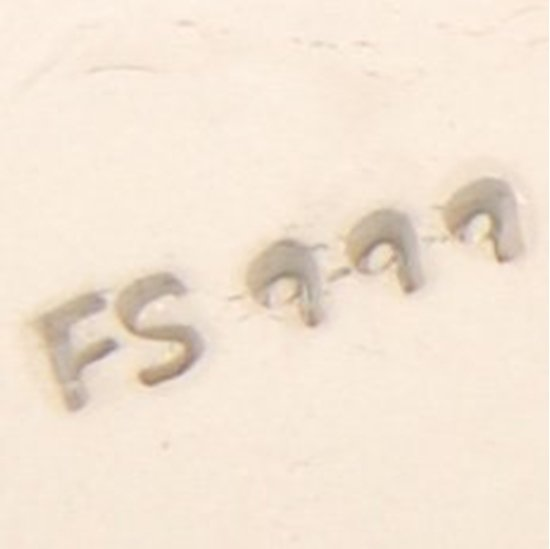 "Picture of Content Marking Stamp- ""FS.999"""