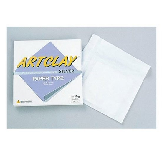 Picture of Art Clay Silver Paper Type (10g)