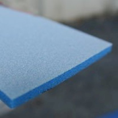 "Picture of 320-400 Grit Wet / Dry Sponge sanders. size: 2.5""x4.5"""