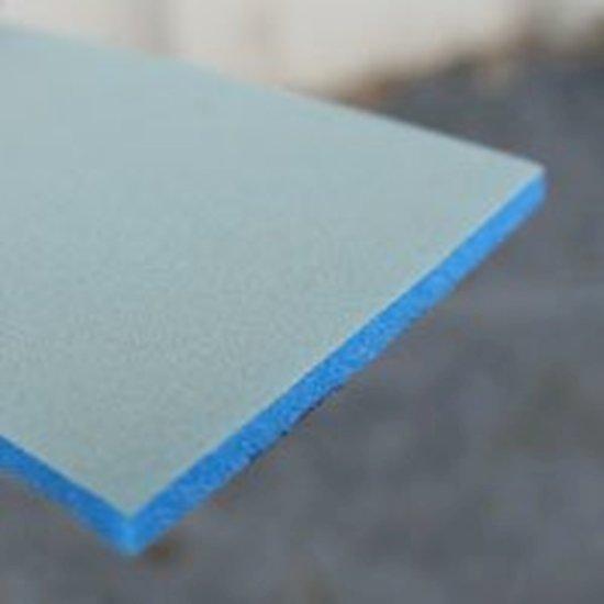 "Picture of 1200-1500 Grit Wet / Dry Sponge sanders. size: 2.5""x4.5"""