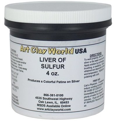 Picture of Dry Liver of Sulfur (4oz.)