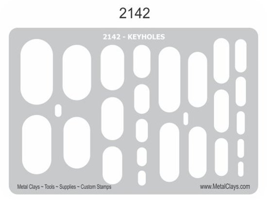 Picture of  Geo-2142 Key Holes