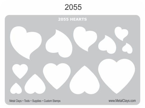 Picture of SS-2055 Hearts