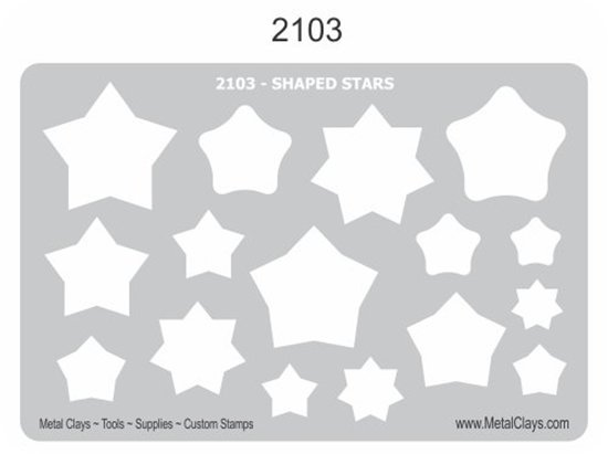Picture of SS-2103 Shaped Stars