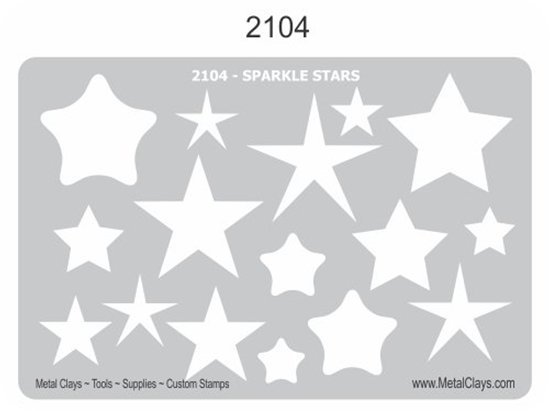 Picture of SS-2104 Sparkle Stars