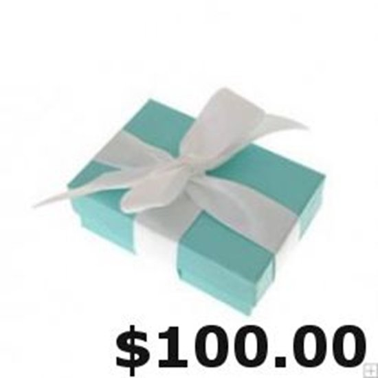 Picture of Gift Certificate $100.00