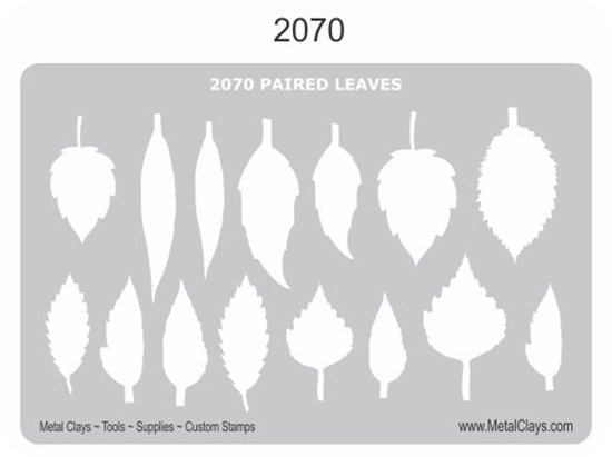 Picture of 2070 - Paired Leaves