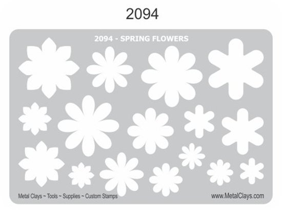 Picture of 2094- Spring Flowers