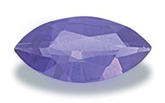 Picture of Purple Marquis Cut CZ (10x5mm)