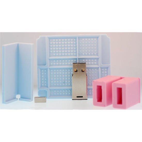 Picture of Flash Drive Enclosure Kit 9%