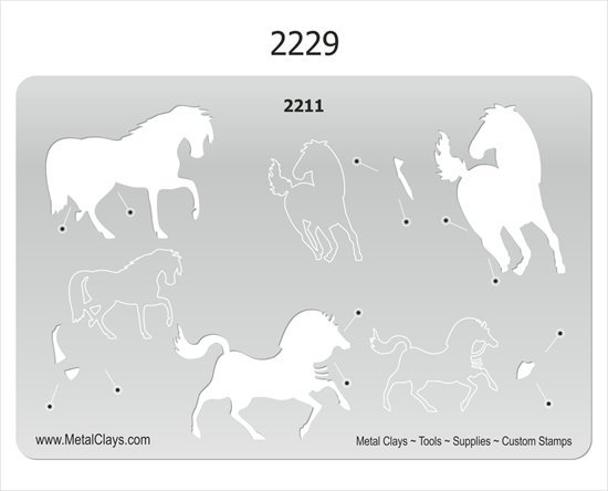 Picture of CR-2229  Horse