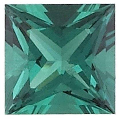 Picture of Emerald Square Cut CZ (3mm)