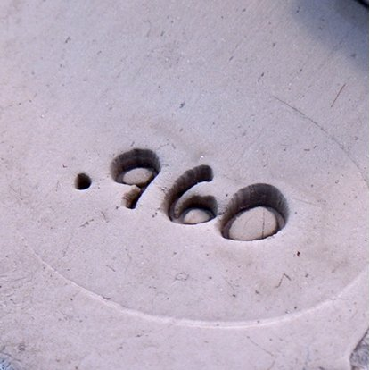 "Picture of Content Marking Stamp- "".960"""