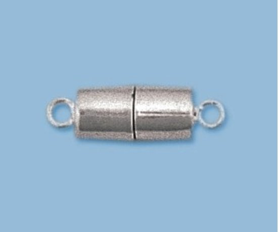 Picture of Sterling Silver Magnetic Clasp 6X13mm