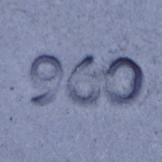 """Picture of Micro Stamp- """".960"""""""