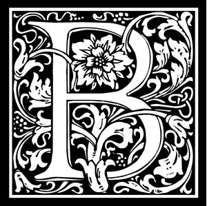 Picture of Monogram Stamp 20mm B