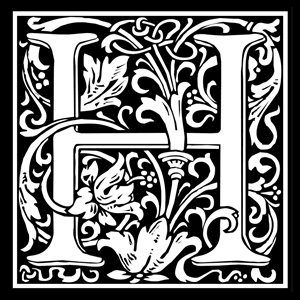 Picture of Monogram Stamp 14mm H