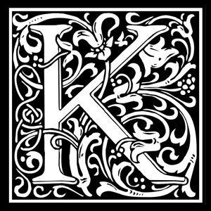 Picture of Monogram Stamp 14mm K