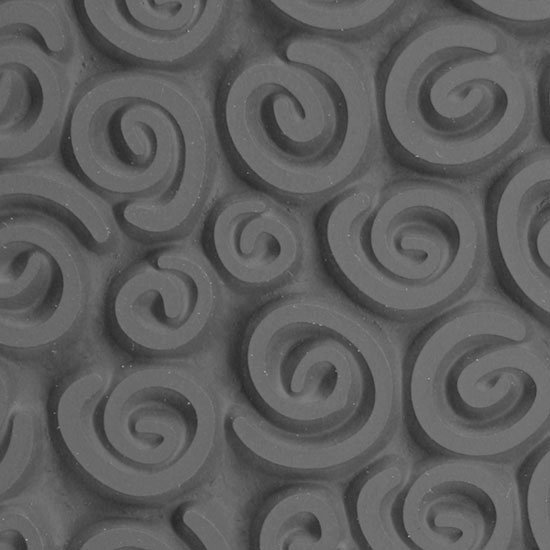 Picture of Texture Tile - Spirals