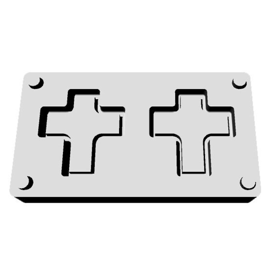 Picture of Frame Adaptor for Bead Builder Cross