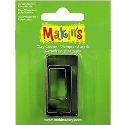 Picture of Makins Clay Cutter 3/set- Rectangle