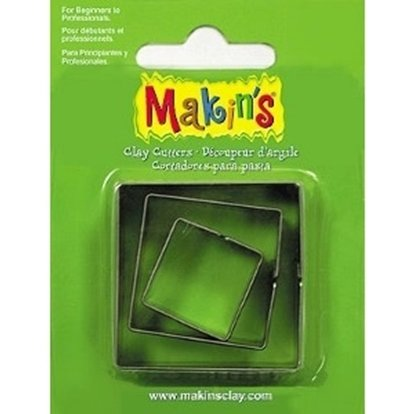 Picture of Makins Clay Cutter 3/set- Square