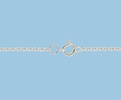 Picture of Sterling Silver Chain Rolo 1.4 mm